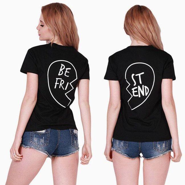 Tricou pentru cele mai bune prietene 1