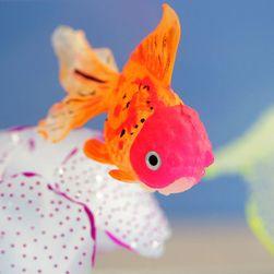 Силиконовая рыбка для аквариума