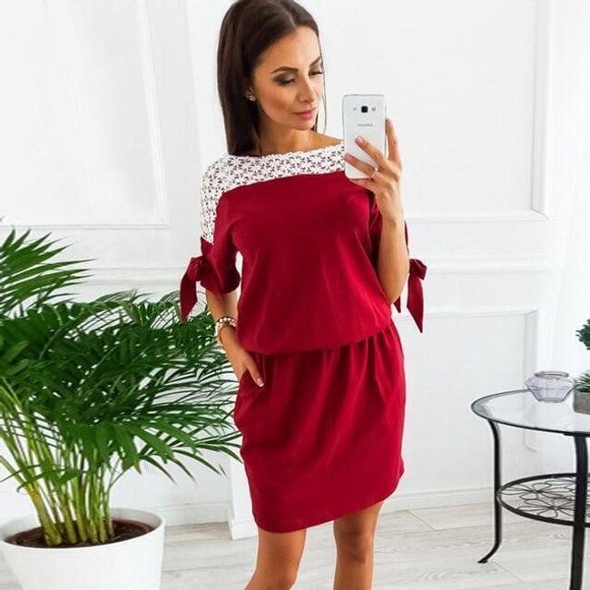 Dámské mini šaty Lacy 1