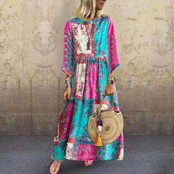Ženska maksi haljina Resoria