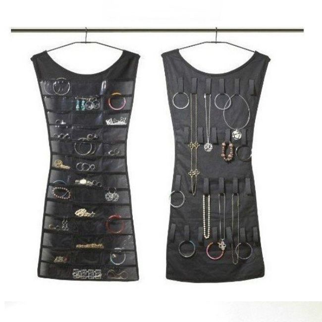 Органайзер ювелирных украшений и ценностей - 2 цвета 1