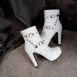 Дамски обувки с токче Alison