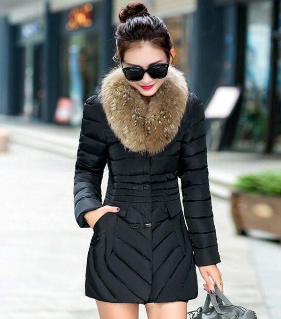 Dámský kabát Chicco 1