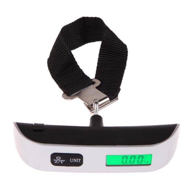 Digitální váha - přenosná 1