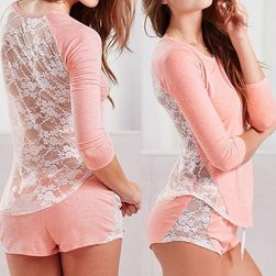 Dámské sexy pyžamo - 3 barvy