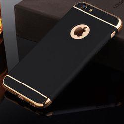 Luksusowe twarde etui na różne typy iPhona - 5 kolorów