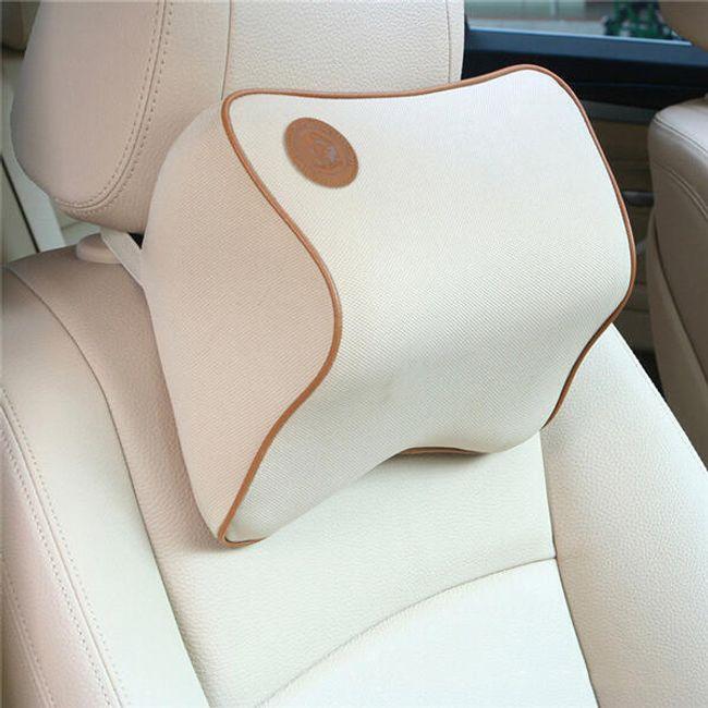 Autótartó párna a helyes testtartáshoz 1
