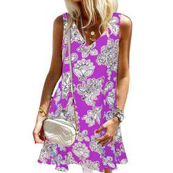 Ženska haljina sa printom EA_644188133670