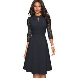 Женское платье миди Sydan