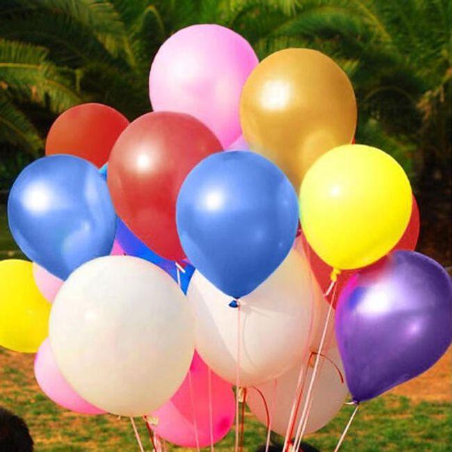 Set balonov iz lateksa - 100 kosov 1
