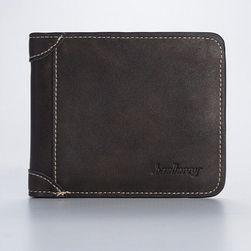 Pánská peněženka PP01 Černá