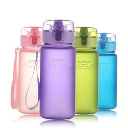 Přenosné lahve na pití - 5 barev