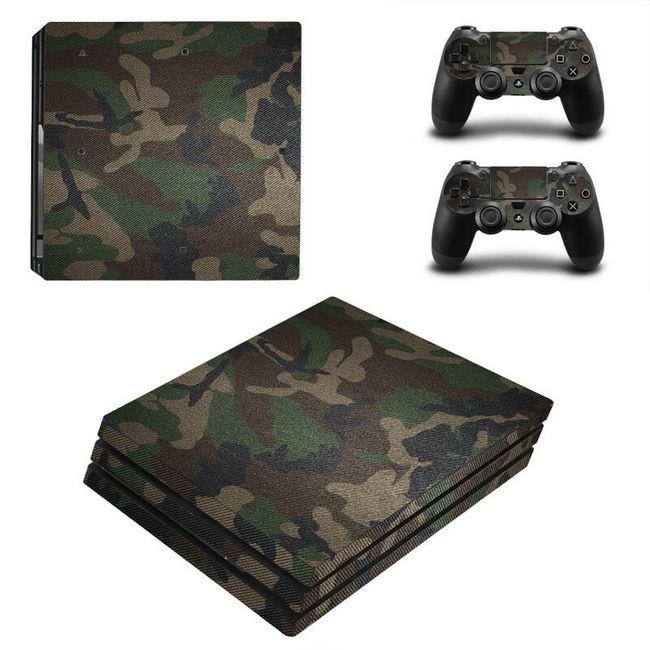 Samoprzylepna folia na PlayStation 4 PRO CFS42 1