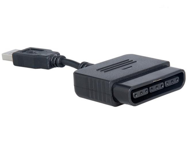 Redukce pro připojení PS2 ovladače k PC nebo PS3 1