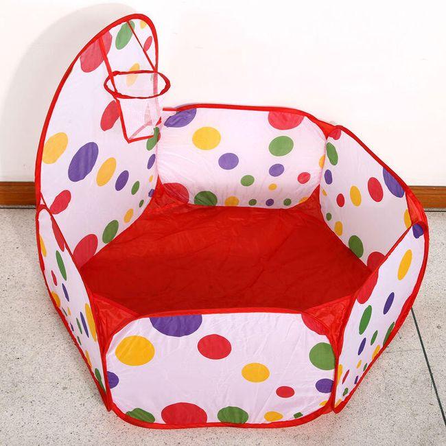 Bazén pro děti na míčky 1
