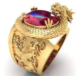 Moški prstan B013038
