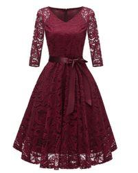 Женское платье Anika