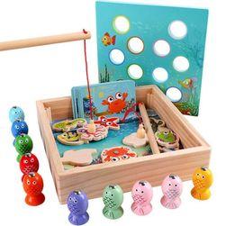 Развивающая деревянная игрушка Mitto