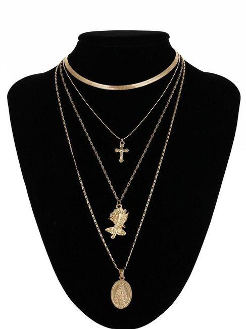 Dámský náhrdelník B85 1