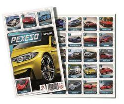 Pexeso - Mașini, joc de societate 32 de perechi de imagini RM_26010185