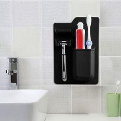 Držiak hygienických potrieb - čierna PD_1536892