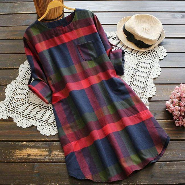 Дамска рокля Menchie 1