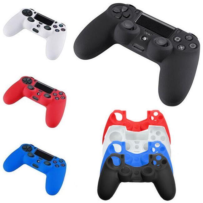 Silikonski ovitek krmilnika za PS4 - 4 barve 1