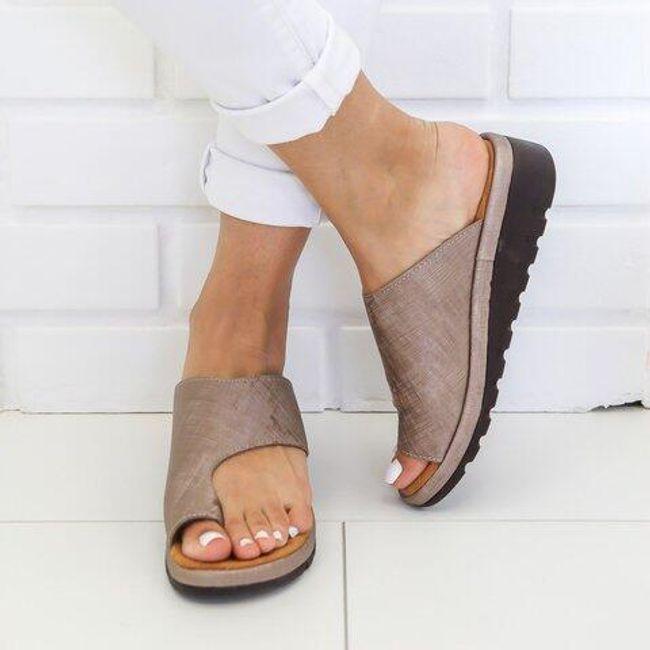 Dámské pantofle Hanriette 1