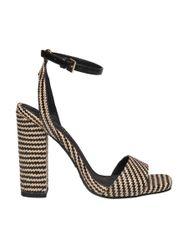 Dámske sandále na podpätku RG_SBU0757