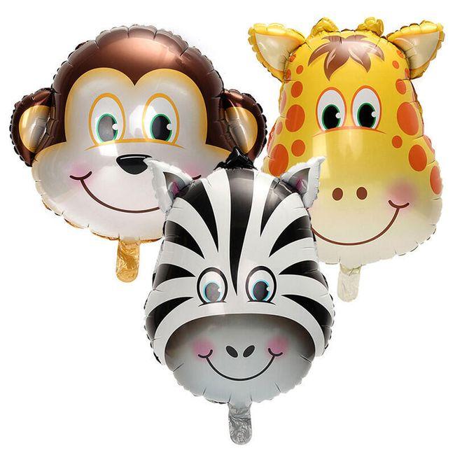 Симпатичный надувной шар для детей- разные варианты 1