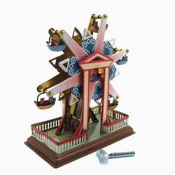Nostalgická hračka - natahovací ruské kolo