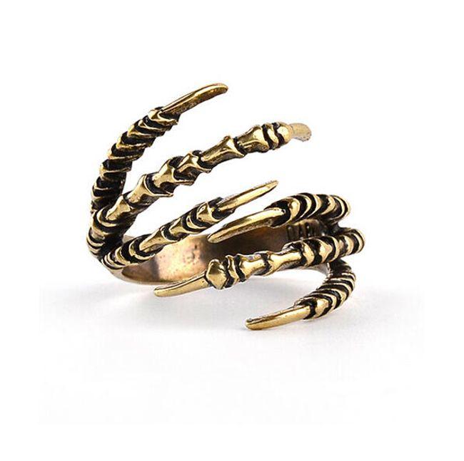 Prsten s drápy 1