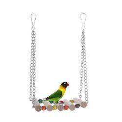 Houpačka pro papoušky