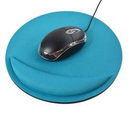 Okrągła ergonomiczna podkładka pod mysz - 6 kolorów