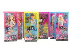 Barbie V pohybu FTG80 SR_304471