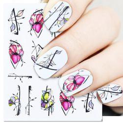 Наклейки для ногтей SNN03