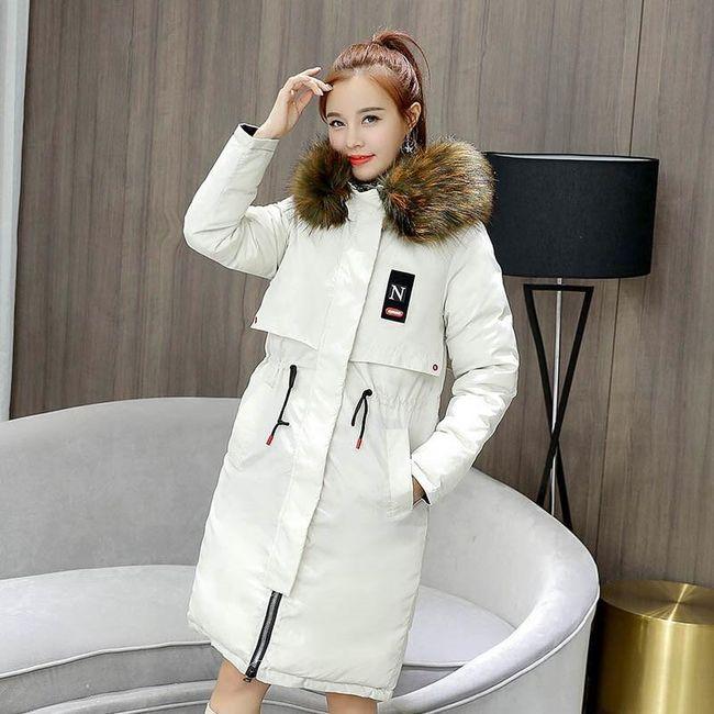 Dámský kabát  Allison 1