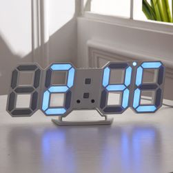 Cyfrowy zegar z LCD ekranem NG98