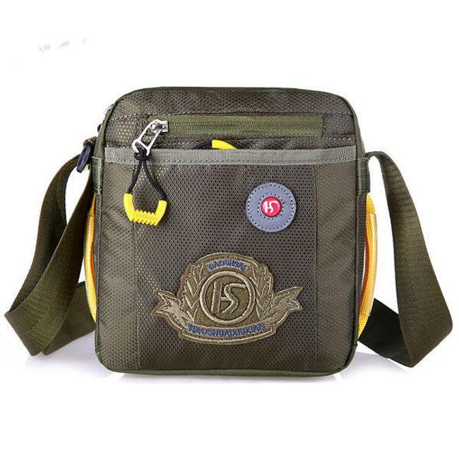 Мужская сумка для путешествий - вариант 2 1