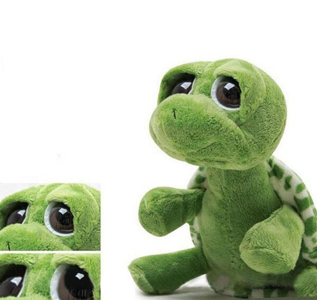 Plyšová želvička 1