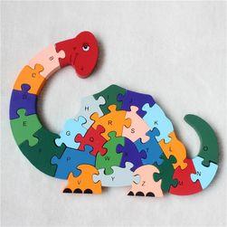 Drveni puzzle B05898