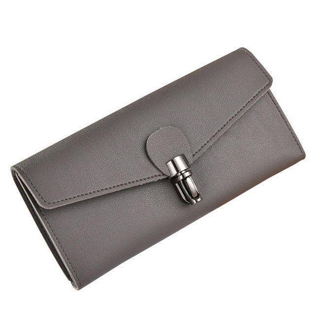 Női pénztárca - közepes hosszú