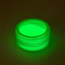 Fluorescentni puder za telo za poživitev zabave