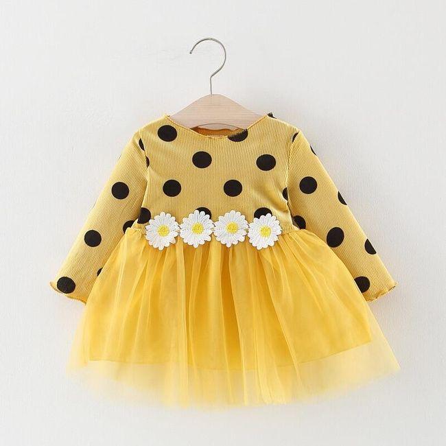 Dziewczęca sukienka Laverne 1