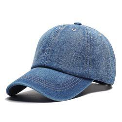 Pánská džínová kšiltovka - 3 barvy