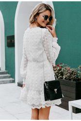 Ženska mini obleka Ghina