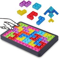 Пазл Tetris