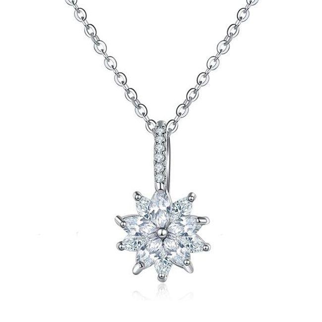 Dámský náhrdelník B08486 1