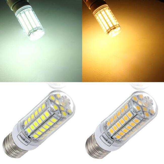 5,5 W LED žarnica s 69 LED 1