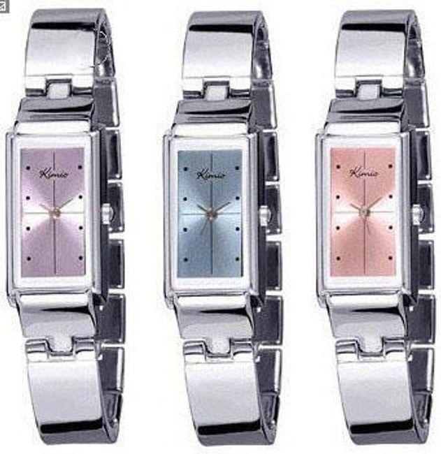 Elegancki damski zegarek Kimio - oferujemy 6 kolorów 1